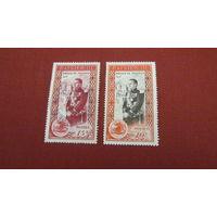 Монако 1950г. Присоединение принца Ренье III