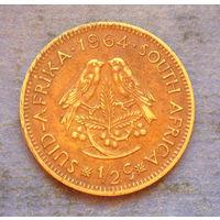 Южная Африка (ЮАР) 1/2 цента 1964
