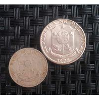 Филиппины 10 и 25 сентаво