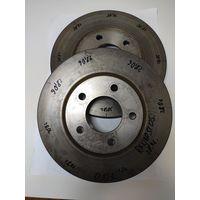 Тормозные диски передние Raybestos 780049R - 2шт