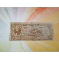 Мексика 100 песо 1973г