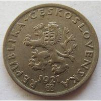 Чехословакия 20 геллеров 1921