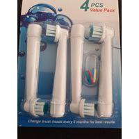Сменные насадки для электрической зубной щетки