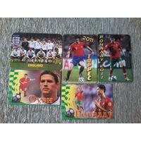 Календари Спортивные( Футбол)