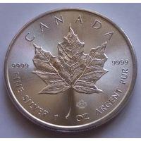 Канада 2014 серебро (1 oz)