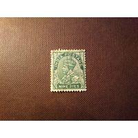 Британская Индия 1932 г.Король Георг V .