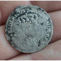 6 грошей 1757 г