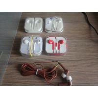Наушники, зарядные кабели, data-кабели