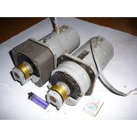 ПЯР-90 электродвигатель постоянного тока ПЯР90 27в (27v) электро двигатель мотор