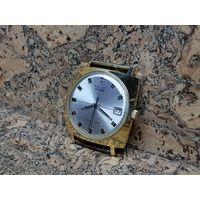 Часы Poljot,позолота au20,автоподзавод 30 камней,корпус подушка,редкие.Старт с рубля