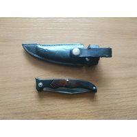 Миниатюрный карманный складной (перочинный) нож, СССР.
