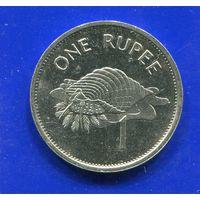 Сейшельские острова 1 рупия 1995 ,XF