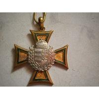 Крест за выслугу Венгрия до 1945 г.