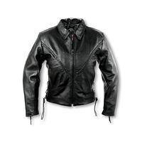 Куртка женская кожаная  Interstate Leather,размер 44-46
