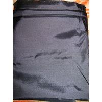 Ткань типа плащевки, плотная, черная