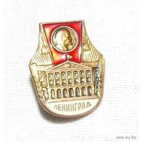 Значок Ленинград. ЛМД. (тяжелый)