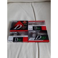 Кассета TDK D90