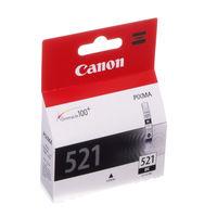 Картридж Canon CLI-521BK (оригинал) 9 ml