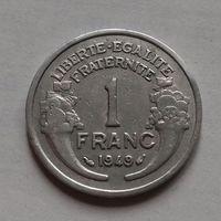 1 франк, Франция 1949 г.