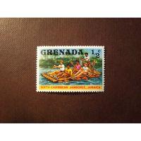 Гренада 1977 г. Рафтинг.