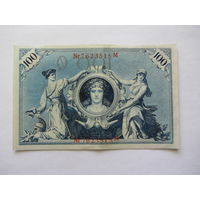 100 марок 1908