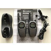 Две радиостанции Cobra PR 945 DX рации