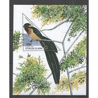 1999 Бенин Фауна Птицы