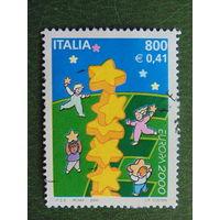 Италия 2000г. Европа.