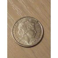 Австралия 5 центов 2009г.