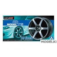Набор дисков AVS Model T6 19inch, сборная модель 1/24 Aoshima (DISM) 5379