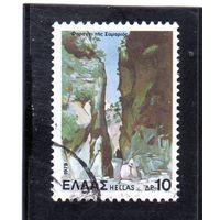 Греция. Ми-1395.Ущелье Самария, Крит. 1979
