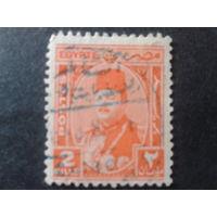 Египет 1952 король Фарук