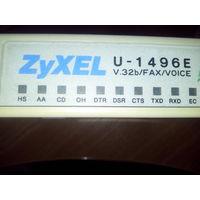 Модем  сетевой ZyXEL U-1496E