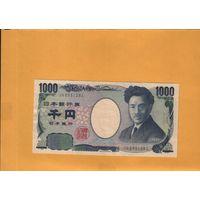 Япония  1000 йен 2005г.
