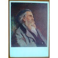 Репин И.Е. Портрет художника А.П.Боголюбова  1954 г.