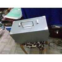 Ящик деревянный с уголками 34,5*17,5*19,5 см.