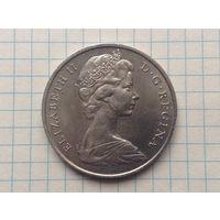 Гибралтар 1 крона 1967г