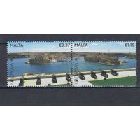 [117] Мальта 2012.Крепость,пушки.Европ а.EUROPA.