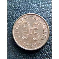 1 пенни 1963
