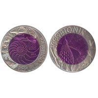 Австрия 25 евро 2012 Бионика, ниобий-серебро