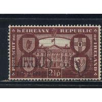 Ирландия Респ 1949 Провозглашение независимости Республики Гербы провинций #108