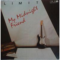 LP LIMIT - My Midnight Friend (1987) New Wave, Synth-pop