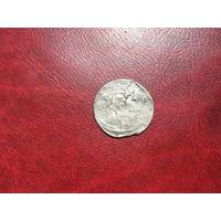 Двуденарий  1621 года ВКЛ (Сигизмунд III Ваза) Вильно (двойной динарий)