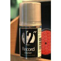 Record Cleaner - Спрей для ухода за виниловыми пластинками + Салфетка из микрофибры.