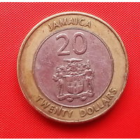 05-20 Ямайка, 20 долларов 2000 г.