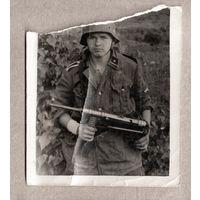 Фото времен немецкой оккупации. 8х10 см.