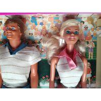 Барби и Кен, Barbie & Ken Tennis Stars 1988