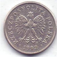 Польша, 10 грошей 1993 года.