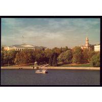 Минск Набережная реки Свислочь