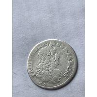 6 грошей  1683 - с 1 рубля.